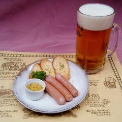 ビールセット(ディナーのみ)