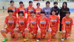 福岡県 宗像市 福津市 女子フットサルチーム