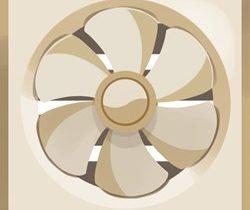 ハイポーのコロナ対策-換気扇を増やし大型化
