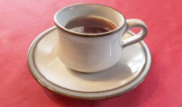 レストランハイポーで紅茶のご提供を始めました。